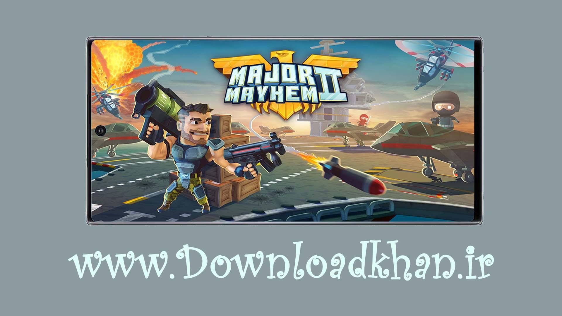 بازی Major-2-mayhem